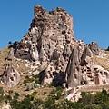 卡帕多奇亞奇石  霍爾的移動城堡  Uchisar Castle 烏奇西沙城堡