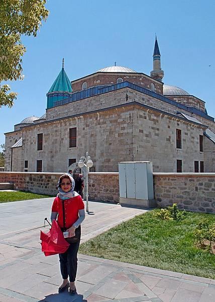 7.16 康雅 梅夫拉那清真寺