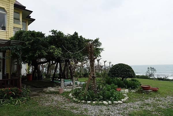 海平面會館