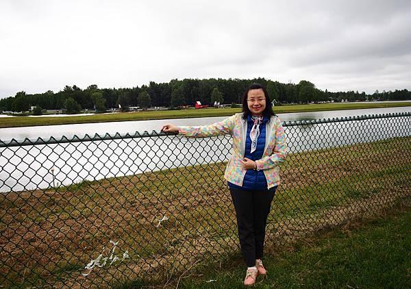 霍德湖水上機場