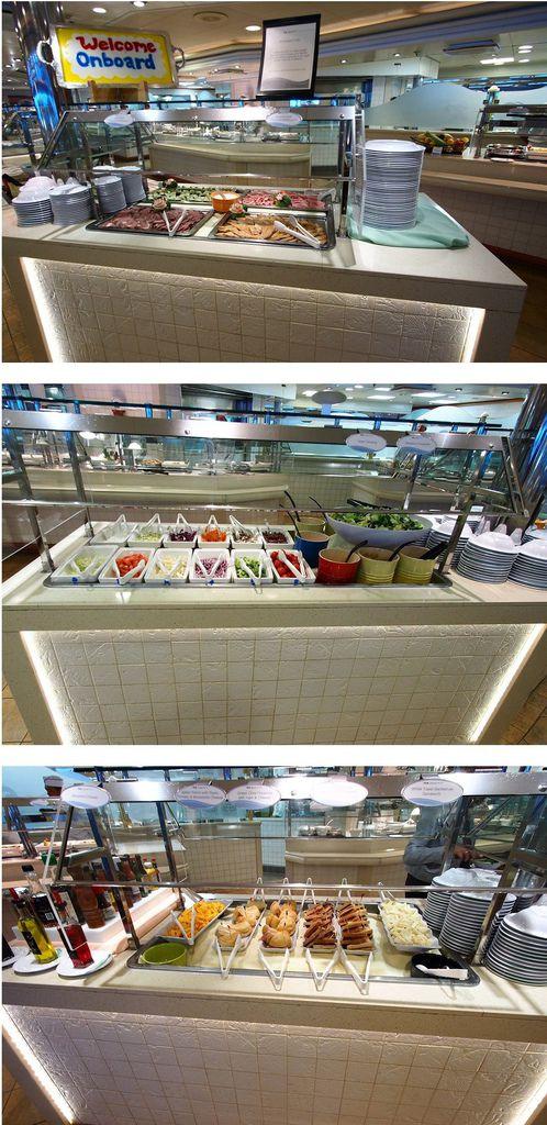14樓地平線餐廳-沙拉