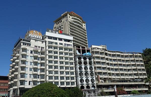 碼頭水沙連大飯店