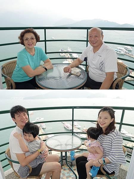 碼頭水沙連大飯店  湖景房