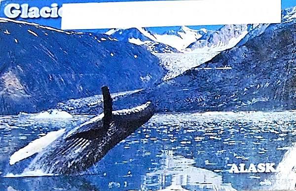 冰河國家公園明信片