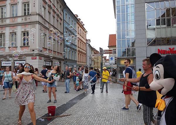 布拉格廣場 小巷