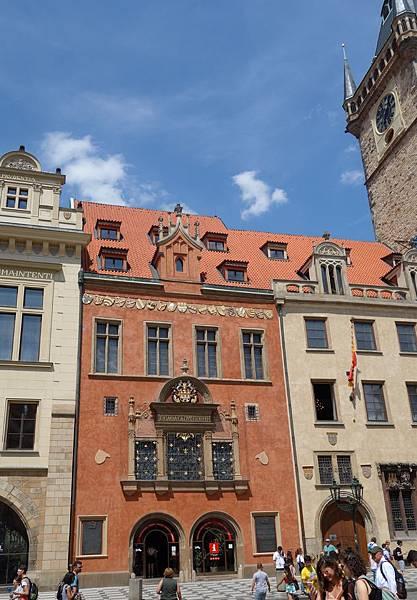 市政廳 遊客中心