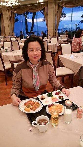 城山觀光飯店 朝食