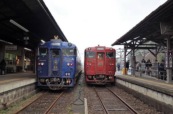 伊三郎新平列車