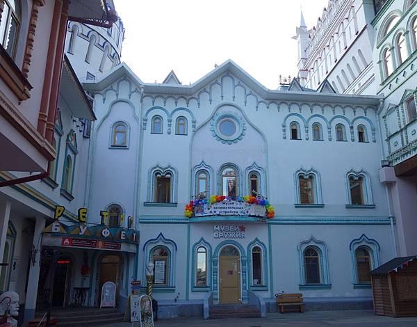 伊斯馬伊洛沃市場