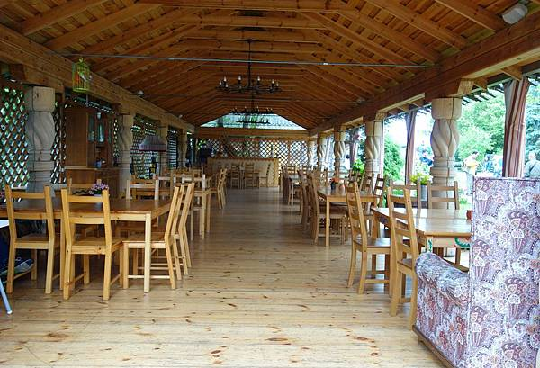 普丁總統生日餐廳