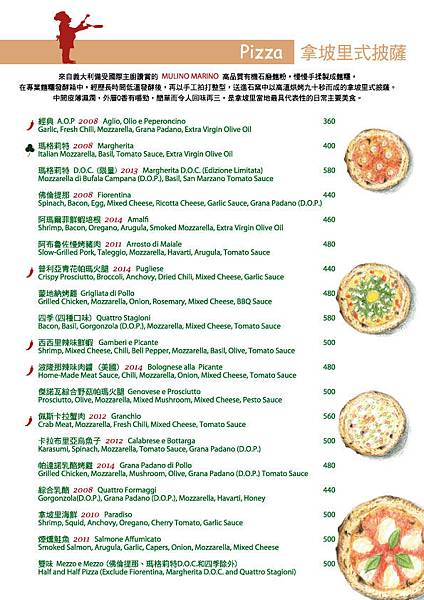 送印-3Primo-Menu-201510-Pizza