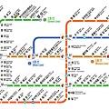釜山地鐵圖