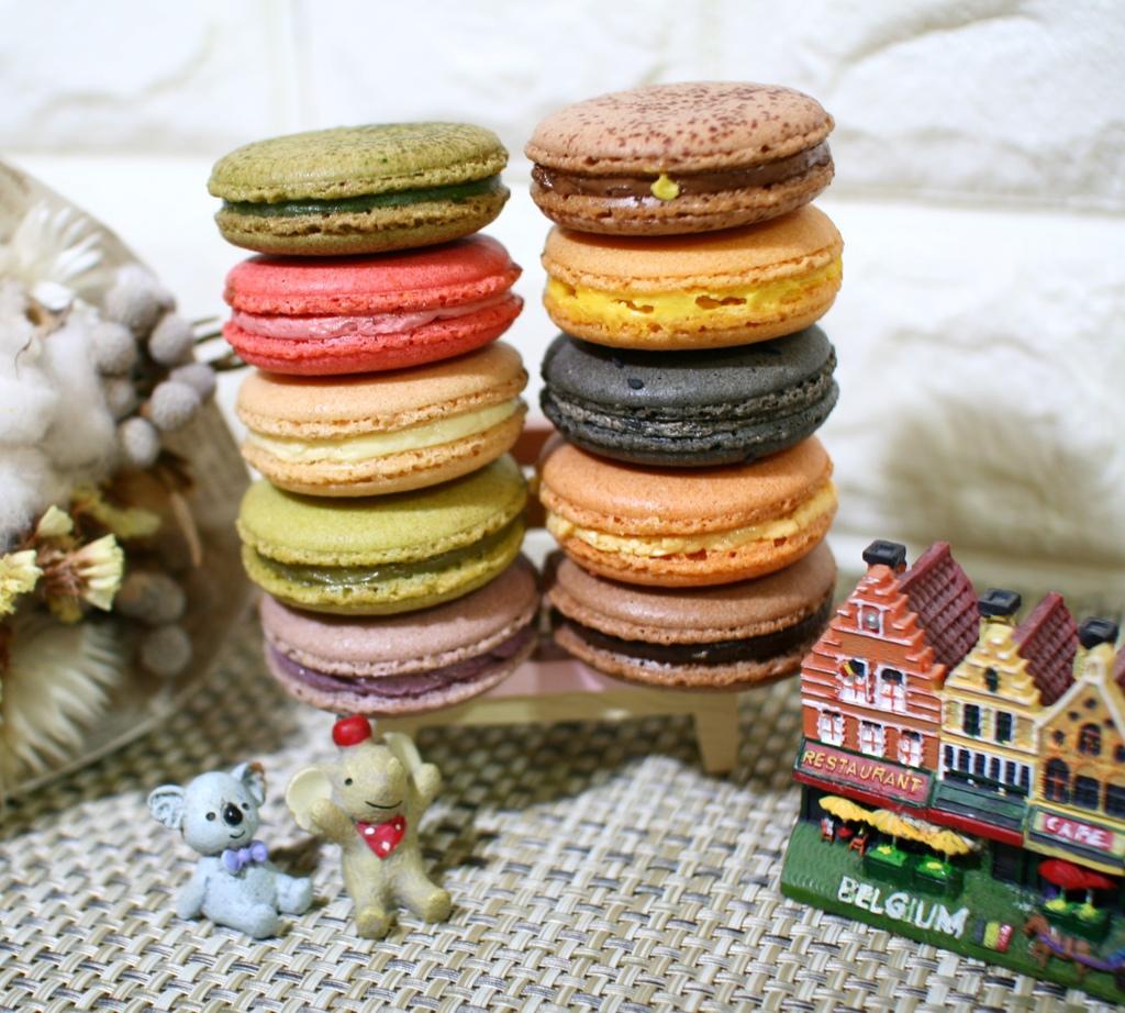 1533 Macaron 小圓餅甜點店(同安娜潔西卡甜點主廚)