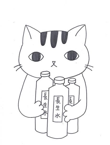 貓咪長生水