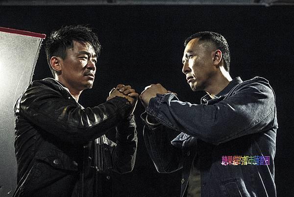 甄子丹新片與少林弟子王寶強演出