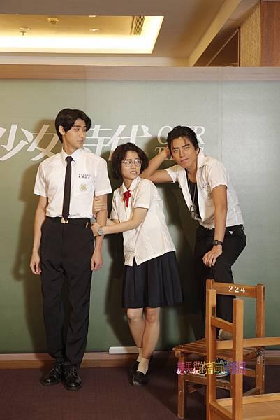 我的少女時代定檔8月14日上映.JPG