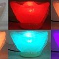 LED元寶彩變鹽燈