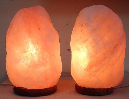玫瑰鹽燈5~6K