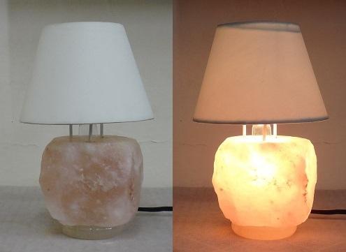 鹽燈小檯燈