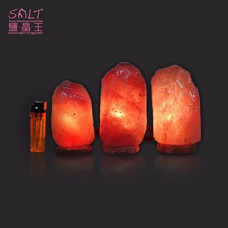 鹽燈(鹽晶燈)USB糖果玫瑰小鹽燈
