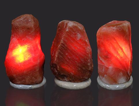帝王岩鹽燈