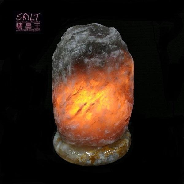 國寶級珍貴的岩鹽-深藍鹽燈