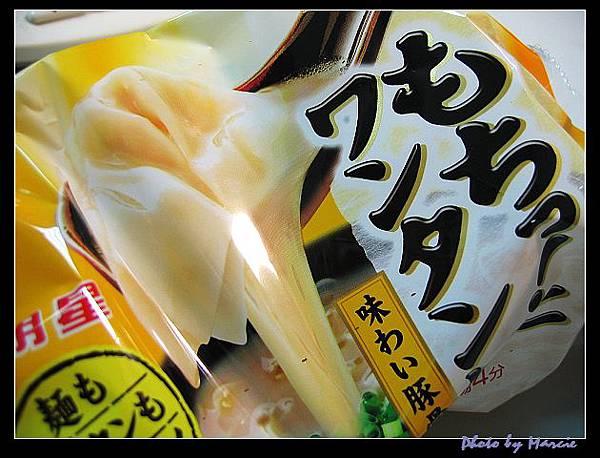 2006食-日本的餛飩泡麵(明星拉麵)