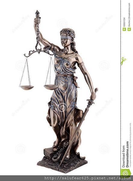 正義女神 Themis