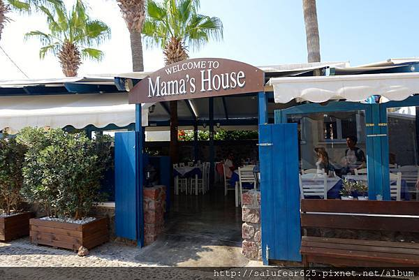 後少女時代 聖托里尼Santorini 華人最愛熱門餐廳 Mama%5Cs House 家常希臘料理