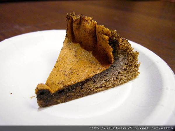 後少女時代 宅配美食 享好半熟凹蛋糕