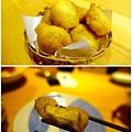 後少女時代 有喜屋 Ukiya日式煎餃居酒屋 炸杏鮑菇