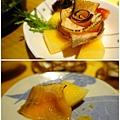 後少女時代 有喜屋 Ukiya日式煎餃居酒屋 炙鮭魚沙拉