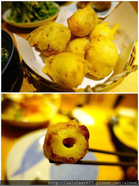 後少女時代 有喜屋 Ukiya日式煎餃居酒屋 炸起司竹輪