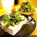 後少女時代 有喜屋 Ukiya日式煎餃居酒屋 秋葵豆腐