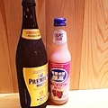後少女時代 有喜屋 Ukiya日式煎餃居酒屋 三得利頂級生啤酒 葡萄可爾必思