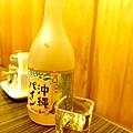 後少女時代 台中南屯 木庵食事處 日式居酒屋 沖繩鳳梨泡盛