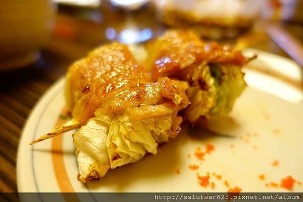 豬肉高麗菜