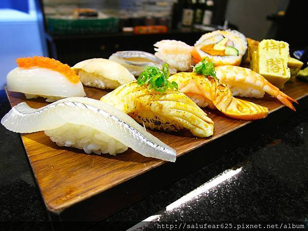 SAM_0649後少女時代 台中北屯 日式料理 御閣手作壽司