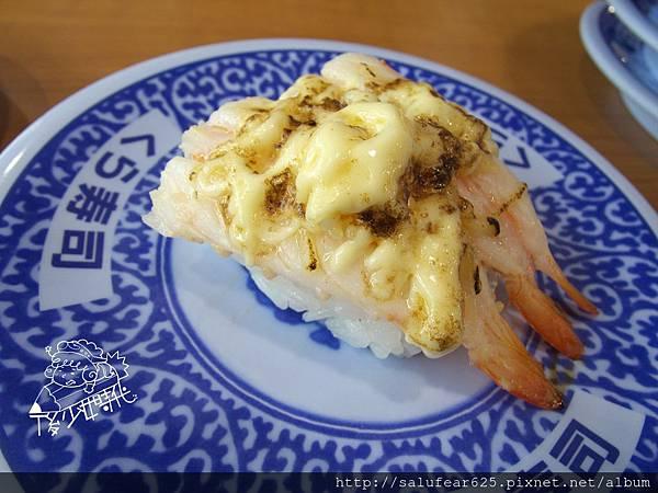 後少女時代 平價迴轉壽司 藏壽司