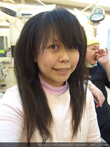 後少女時代 上越髮型 LISA 台北設計師推薦