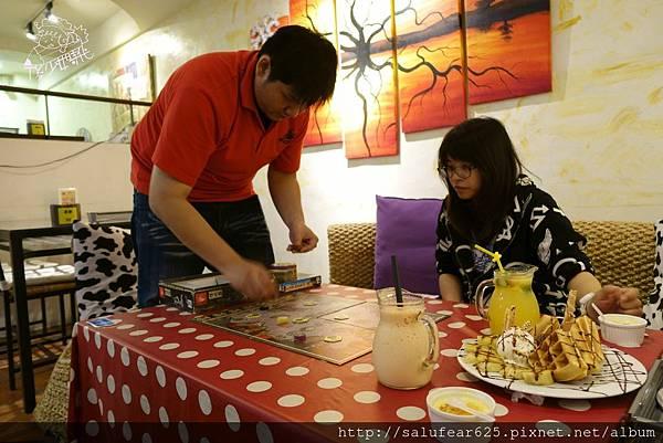 後少女時代 台中桌遊 親子餐廳 聖彼得堡遊戲主題餐廳