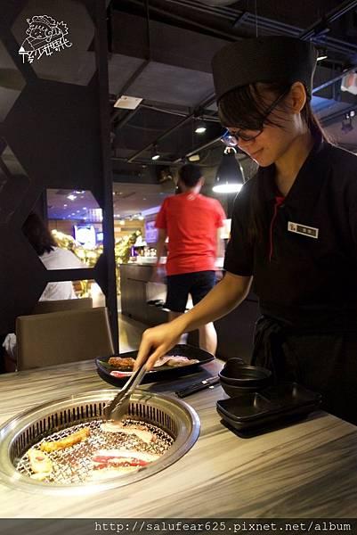 後少女時代 好客燒烤市府店