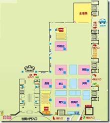 世貿一館平面圖