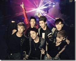 韓國野獸派男團「2PM」10月將於台大體育館開唱。