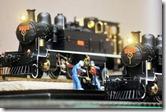 蒸汽機車模型亮相3