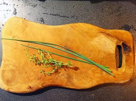 孤身廚房-鑄鐵烤盤烤綜合蔬菜4