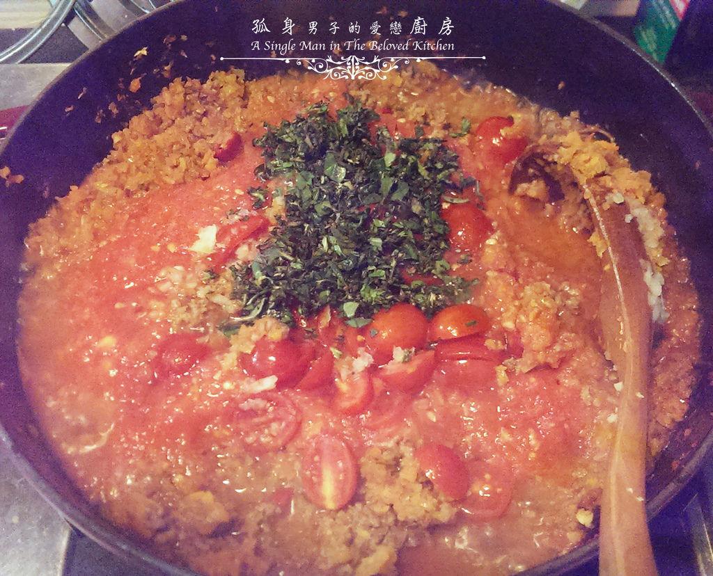 孤身廚房-波隆納紅酒肉醬義大利扁麵17.jpg