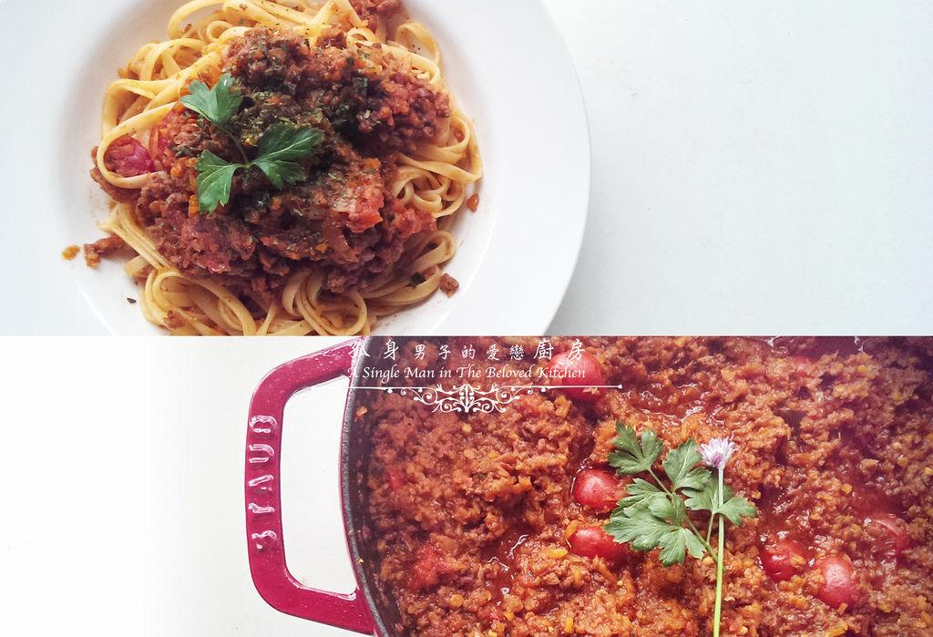 孤身廚房-波隆納紅酒肉醬義大利扁麵27.jpg