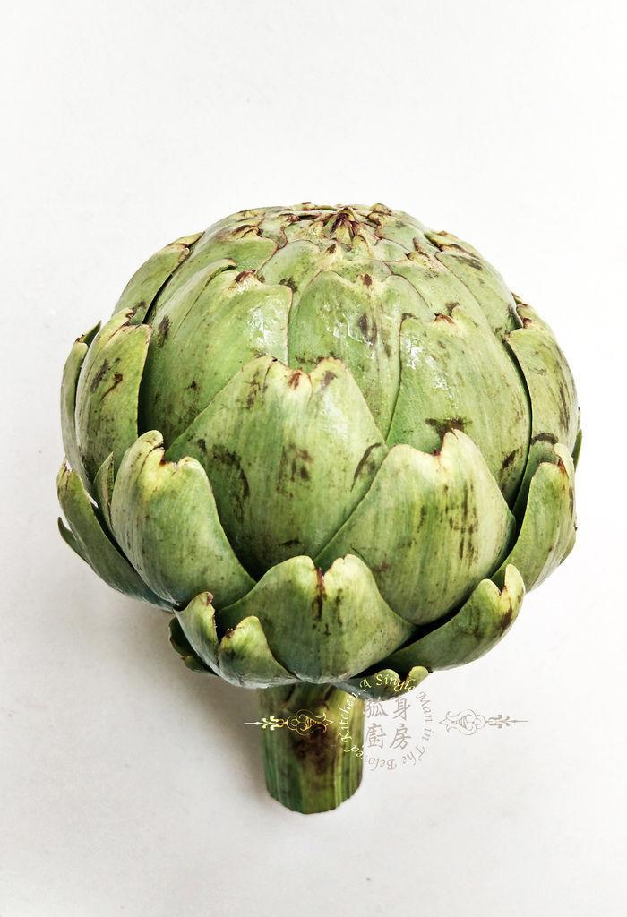 孤身廚房-朝鮮薊[Artichoke]-蔬菜之皇2