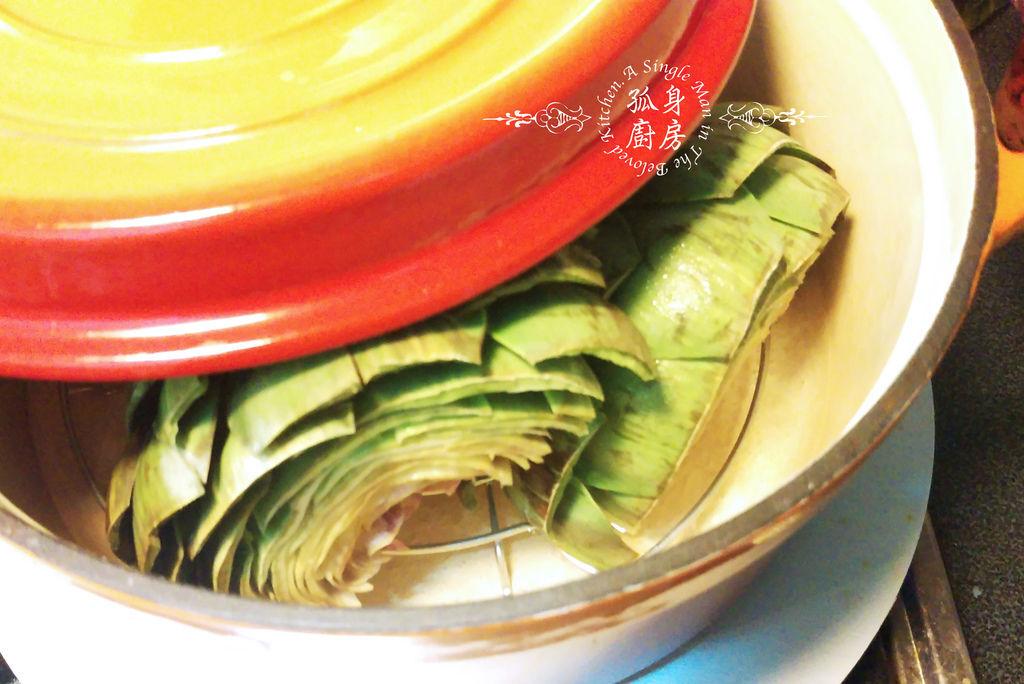 孤身廚房-義式綜合香料橄欖油蒸烤朝鮮薊17.jpg